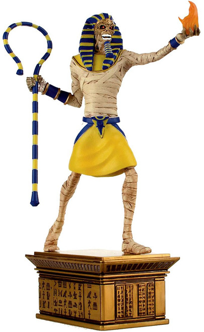 Iron Maiden: Legacy of the Beast Pharaoh Eddie 13-Inch Statue