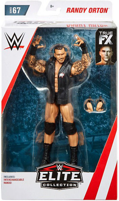 WWE Wrestling Elite Collection Series 67 Randy Orton Action Figure [Interchangeable Hands]