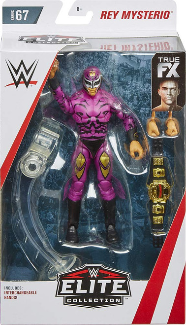 WWE Wrestling Elite Collection Series 67 Rey Mysterio Action Figure
