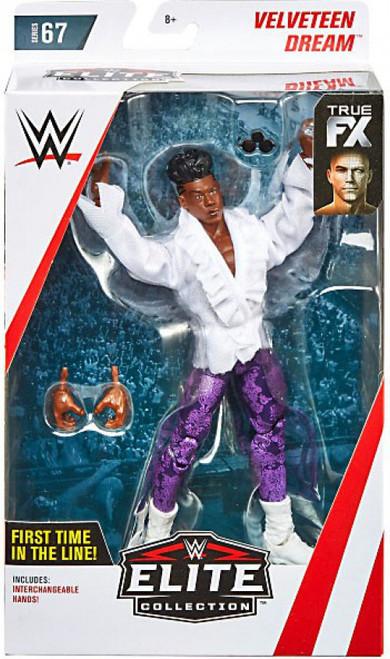 WWE Wrestling Elite Collection Series 67 Velveteen Dream Action Figure