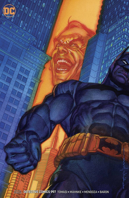 DC Detective Comics #997 Comic Book [Brian Stelfreeze Variant Cover]