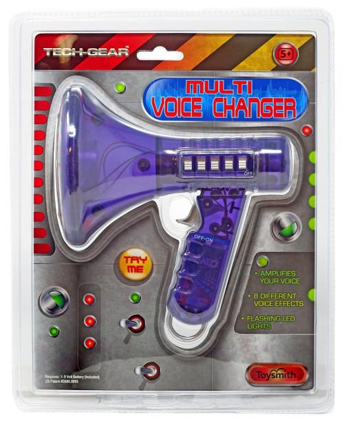 Tech-Gear Purple Multi Voice Changer