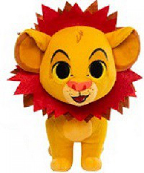 Funko Disney The Lion King Plushies Simba Plush [1994, Leaf Mane]