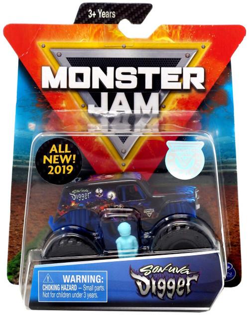 Monster Jam Son-Uva Digger Diecast Car
