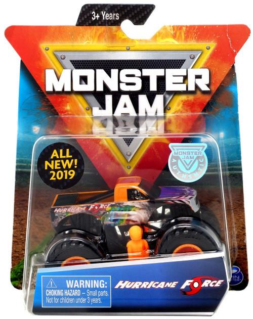 Monster Jam Hurricane Force Diecast Car