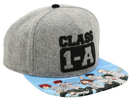 My Hero Academia Class 1-A Snapback Cap