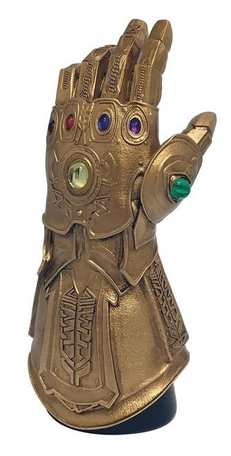Marvel Avengers Infinity War Thanos Infinity Gauntlet Desk Monument [Movie Version]