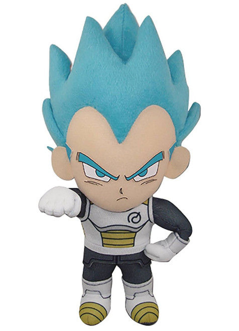 Dragon Ball Super Super Saiyan Blue Vegeta 7-Inch Plush [Tournament of Power]