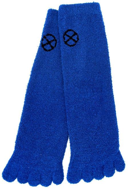 Funko Marvel Beast Blue Toe Exclusive Socks [X-Men Box]