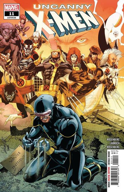 Marvel Comics Uncanny X-Men #11 Comic Book
