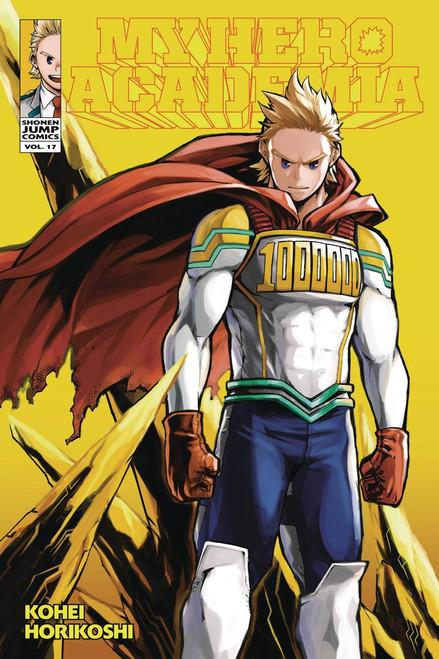 My Hero Academia Volume 17 Manga Trade Paperback