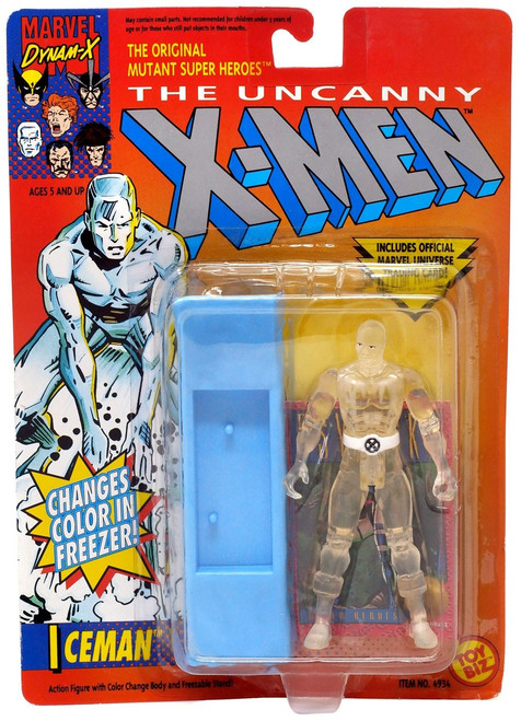 Marvel The Uncanny X-Men Iceman Action Figure
