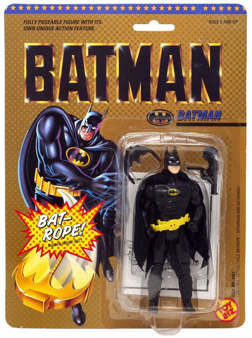 1989 Movie Batman Action Figure [with Bat-Rope!]