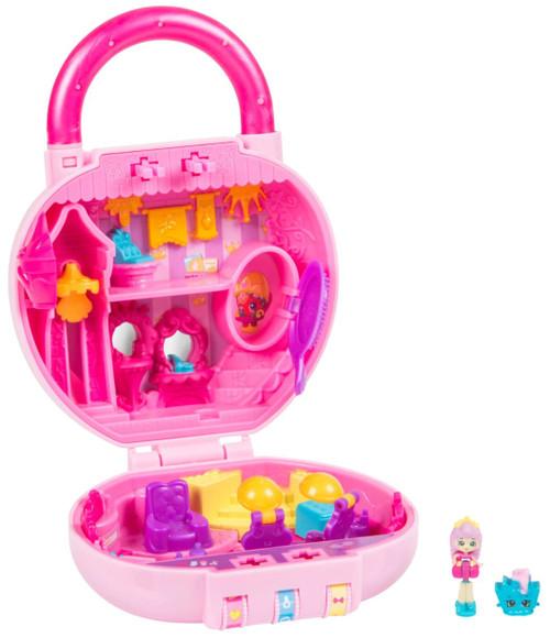 Shopkins Lil' Secrets Series 2 Princess Hair Salon Mini Playset [Secret Lock]
