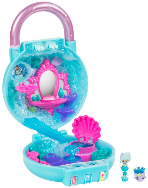 Shopkins Lil' Secrets Series 2 Bubbling Beauty Day Spa Mini Playset