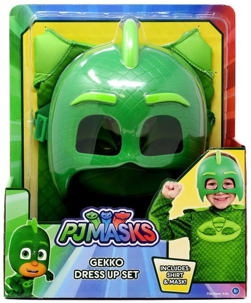 Disney Junior PJ Masks Gekko Dress Up Set
