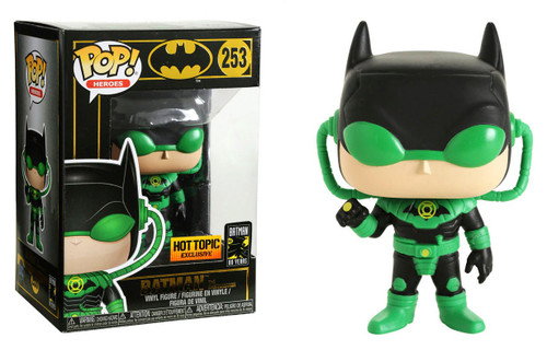 Funko DC POP! Heroes Batman the Dawnbreaker Exclusive Vinyl Figure #253