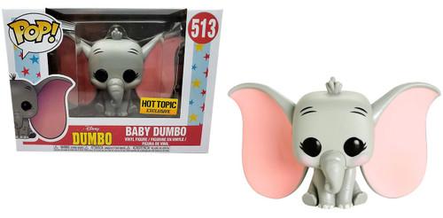 Funko Disney POP! Baby Dumbo Exclusive Vinyl Figure #513