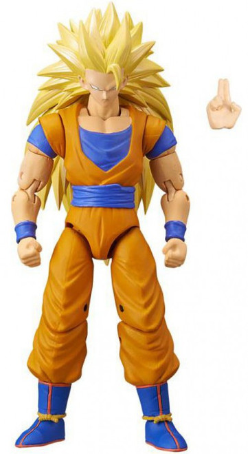 Dragon Ball Super Dragon Stars Series 10 Super Saiyan 3 Son Goku Action Figure [Build-a-Figure]
