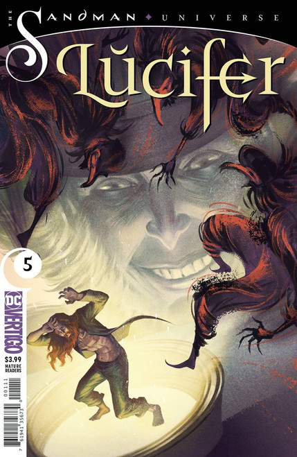 DC Lucifer #5 The Sandman Universe Comic Book