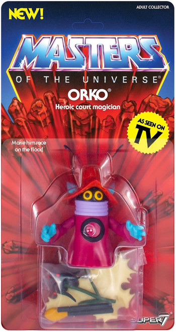 Masters of the Universe Vintage Series 3 Orko Action Figure