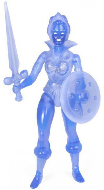 Masters of the Universe Vintage Frozen Teela Action Figure [Limited Edition]