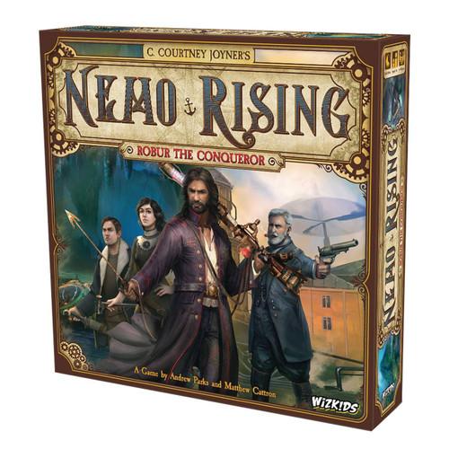WizKids Nemo Rising: Robur the Conqueror Board Game