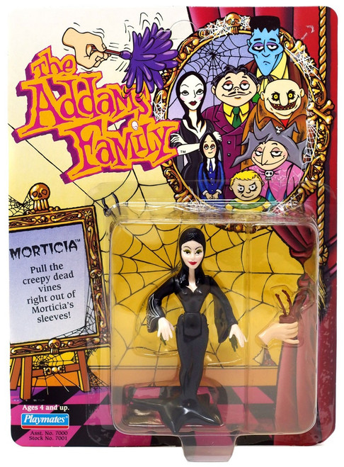The Addams Family Morticia Addams Action Figure