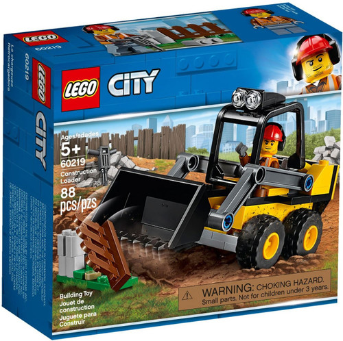 LEGO City Construction Loader Set #60219