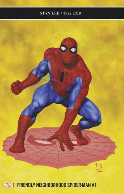 Marvel Comics Friendly Neighborhood Spider-Man #1 Comic Book [Jusko Variant]
