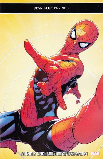 Marvel Comics Friendly Neighborhood Spider-Man #1 Comic Book [Cabal Variant]