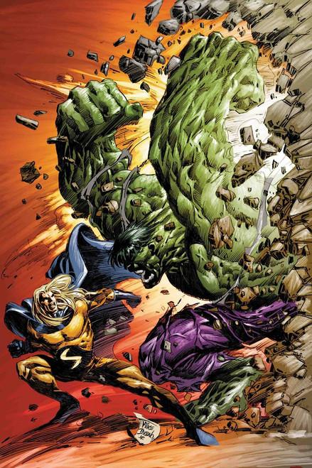 Marvel Comics Marvel Knights #6 of 6 Comic Book [Deodato Variant]