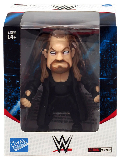 WWE Wrestling Action Vinyls Undertaker Vinyl Figure