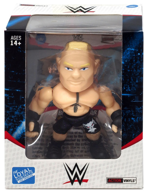 WWE Wrestling Action Vinyls Brock Lesnar Vinyl Figure