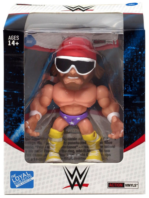 "WWE Wrestling Action Vinyls ""Macho Man"" Randy Savage Vinyl Figure"
