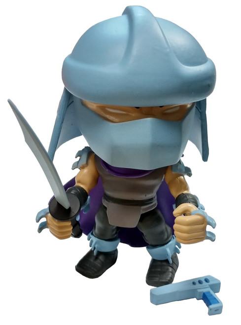 Teenage Mutant Ninja Turtles Wave 2 Shredder 3-Inch 1/48 Vinyl Mini Figure [Loose]