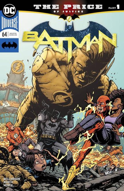 DC Batman #64 Comic Book