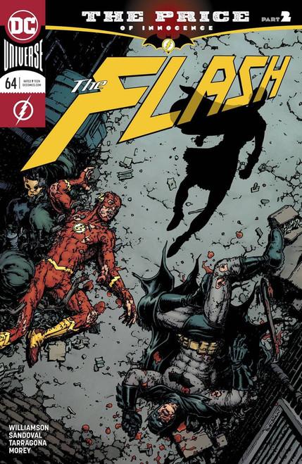 DC The Flash #64 Comic Book