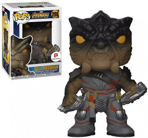 Funko Avengers Infinity War POP! Marvel Cull Obsidian Exclusive Vinyl Figure #298 [Damaged Package]