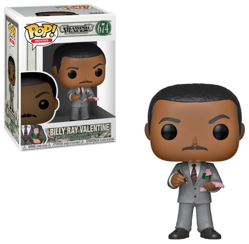 Funko Trading Places POP! Movies Billy Ray Valentine Vinyl Figure #674 [Damaged Package]