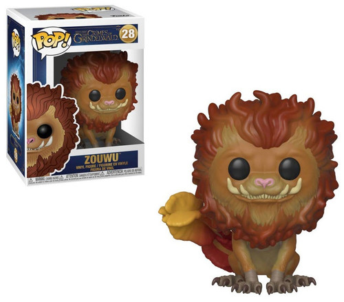 Funko Harry Potter Fantastic Beasts The Crimes of Grindelwald POP! Movies Zouwu Vinyl Figure #28 [Damaged Package]