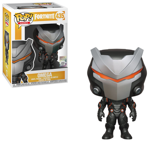 Funko Fortnite POP! Games Omega Vinyl Figure [Damaged Package]