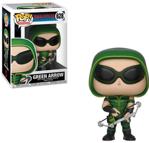 Funko Smallville POP! TV Green Arrow Vinyl Figure #628 [Damaged Package]