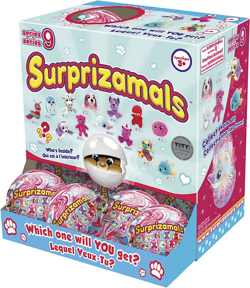 Surprizamals Series 9 Mystery Box [36 Packs]