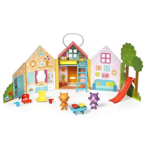 Sago Mini Jinja's House Portable Playset