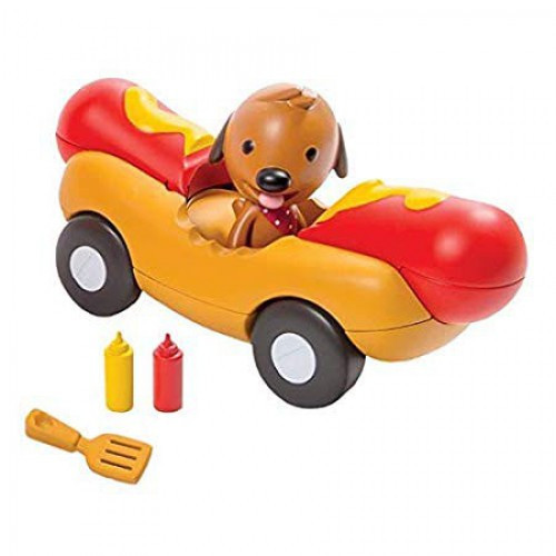 Sago Mini Harvey's Veggie Dog Car Vehicles