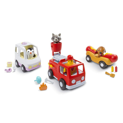 Sago Mini Road Trip Collection Vehicles (Pre-Order ships October)