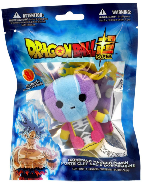 Dragon Ball Super Plush Hanger Zeno 4-Inch