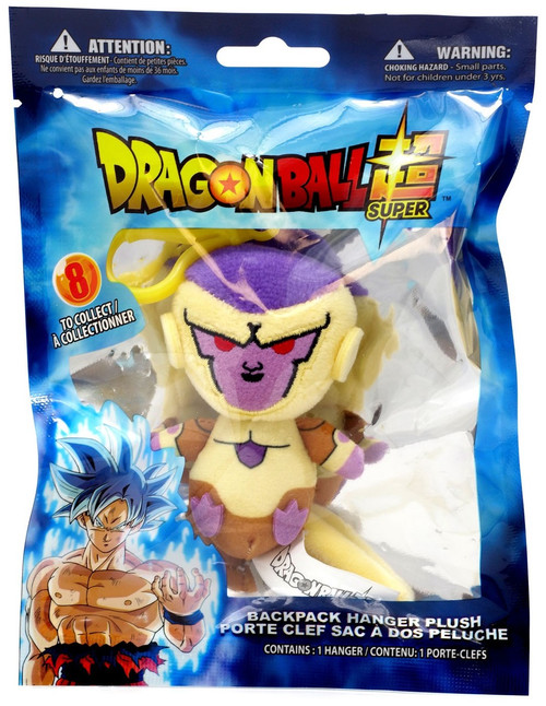 Dragon Ball Super Plush Hanger Golden Frieza 4-Inch