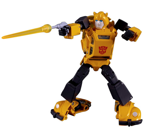 Transformers Masterpiece Movie Series Bumblebee & Spike Action Figure MP-45 [Version 2]